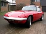 Nice example of a 1964 Lotus Elan Series 1