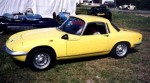 This is the Lotus Elan owned by Jim Clark.