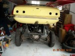 1966 Lotus Elan S2 body off