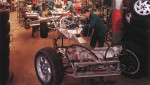 Lotus Turbo Esprit Chassis