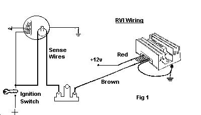 Please help me understand ignition wiring & Tacho