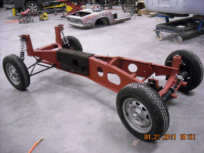 Chassis at Legacy R side shell in background.jpg and