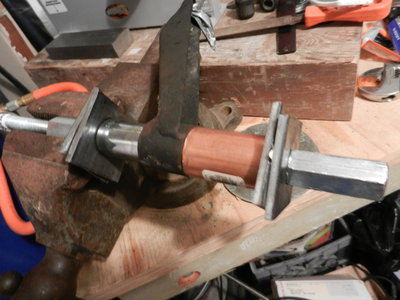 Held in vise.JPG and