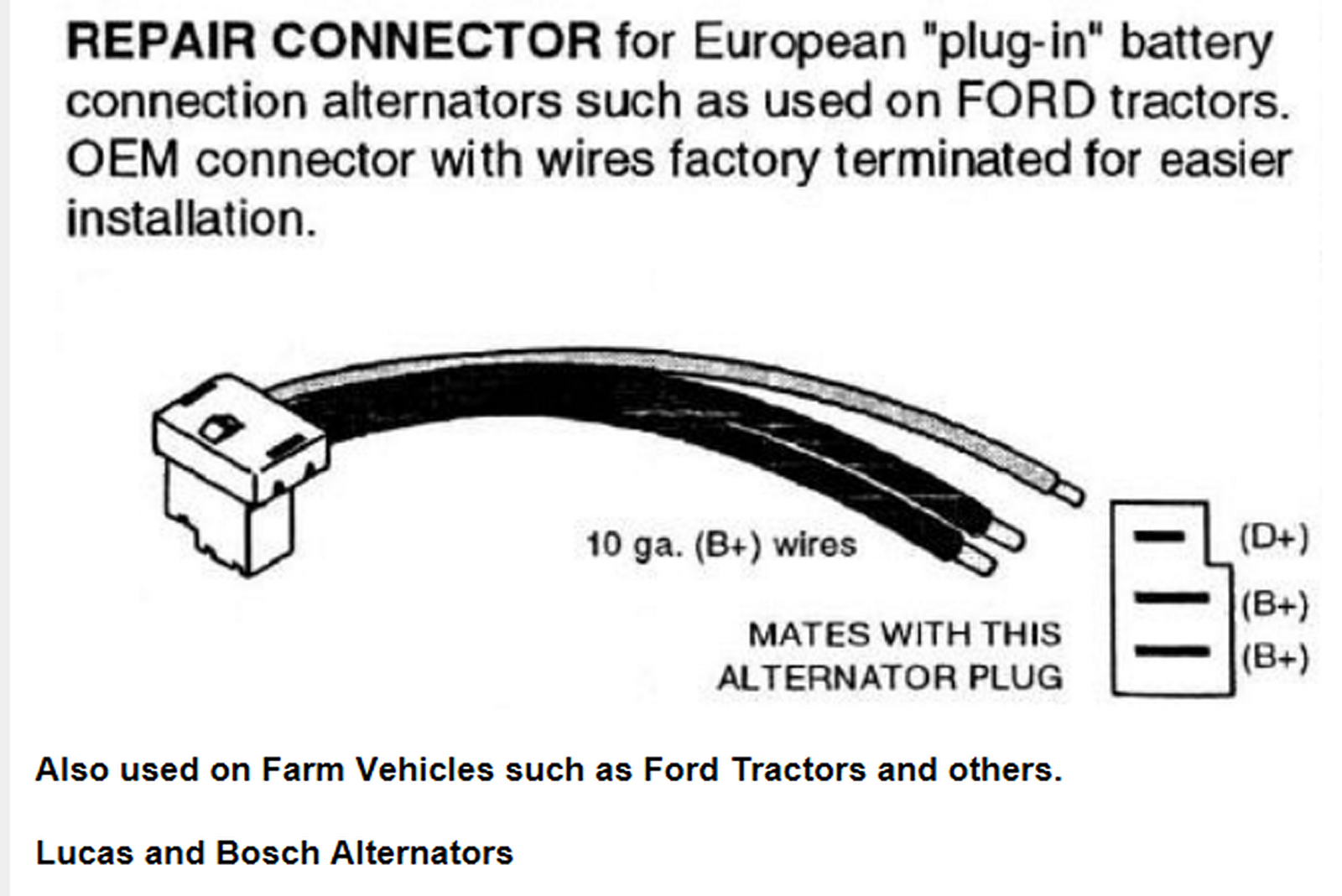Alternator Wiring : Electrical / Instruments by LotusElan.netLotusElan.net