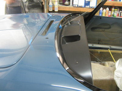 Dash and windshield frame fresh paint.jpg and