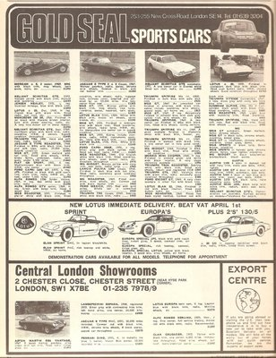1973 Gold Seal Sports Cars Advert.jpeg and