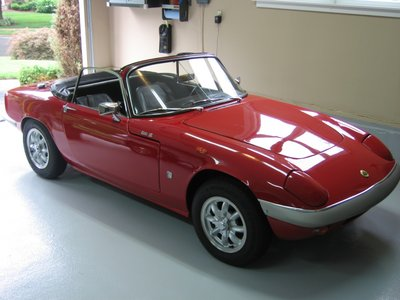 C. Browne 1966 Lotus Elan SE.jpg and