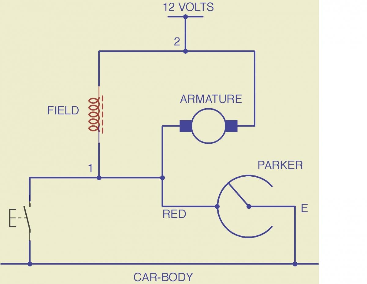 2 Speed Windshield Wiper Vs 1 Speed Electrical Instruments By Lotuselan Net