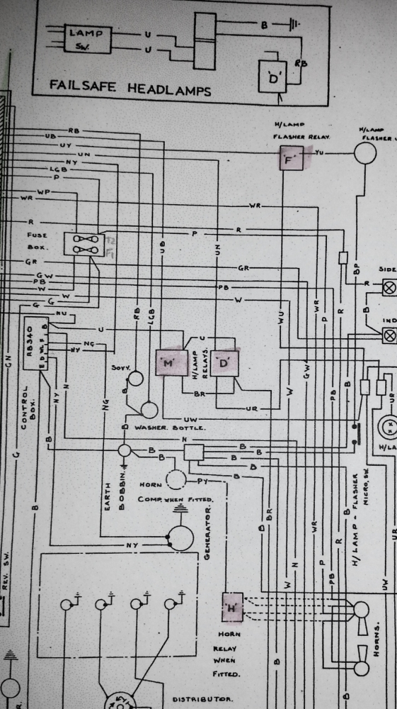 Identifying Actual Relay Terminals On Wiring Diagram   Instruments By