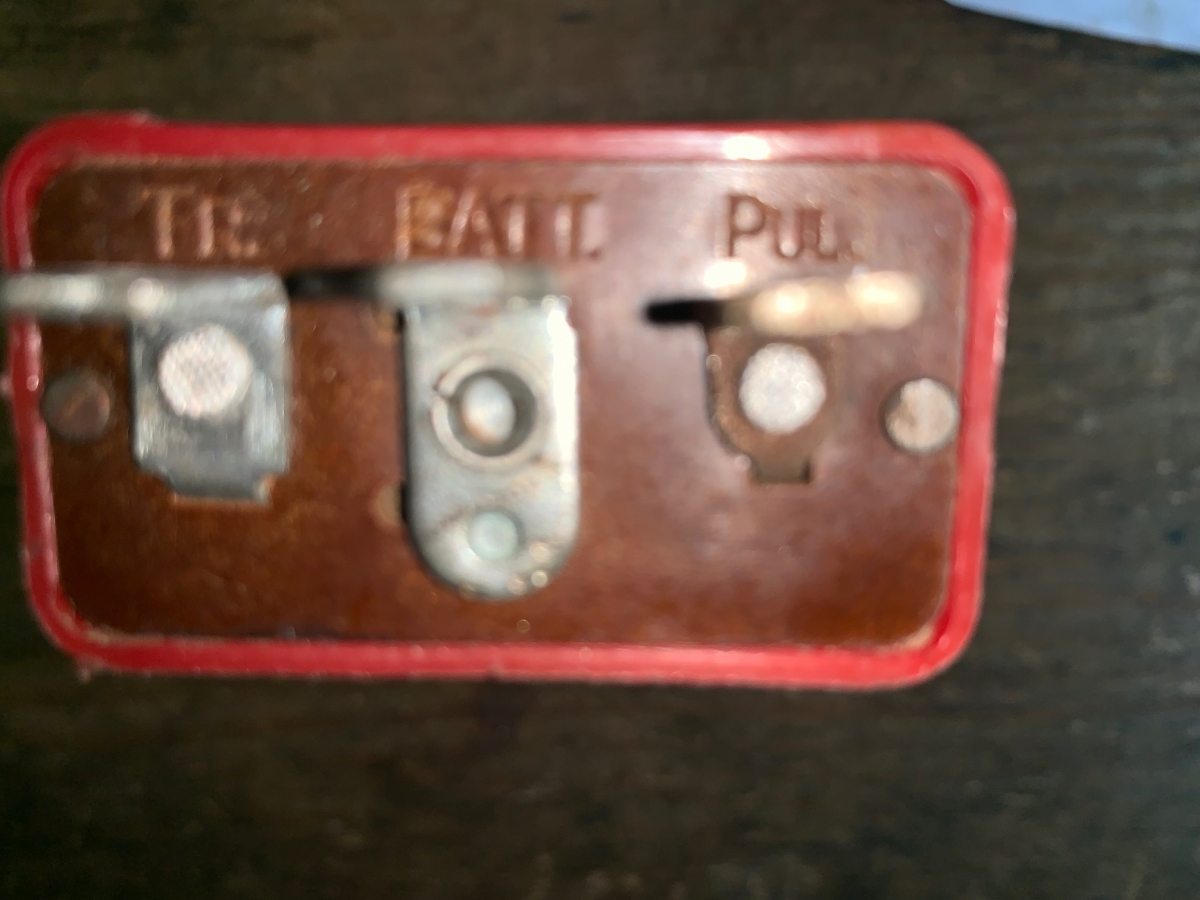 Early Plus 2 Horn Relay   Electrical    Instruments By